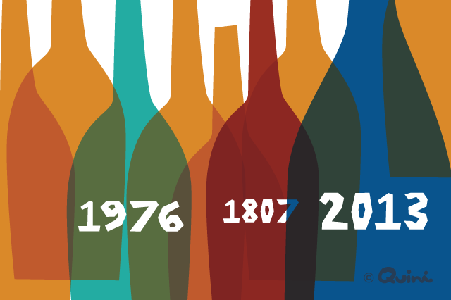 Quini Wine Vintages